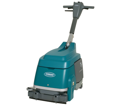 Tennant T1B Walk Behind Floor Scrubber